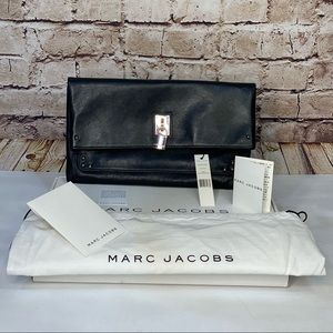 MARC JACOBS EUGENIE CLUTCH FOLDOVER C3113413 80766